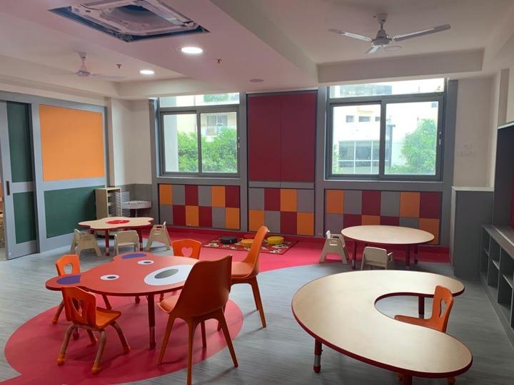 Activity Room for Kids - Shemford Futuristic School Gurugram